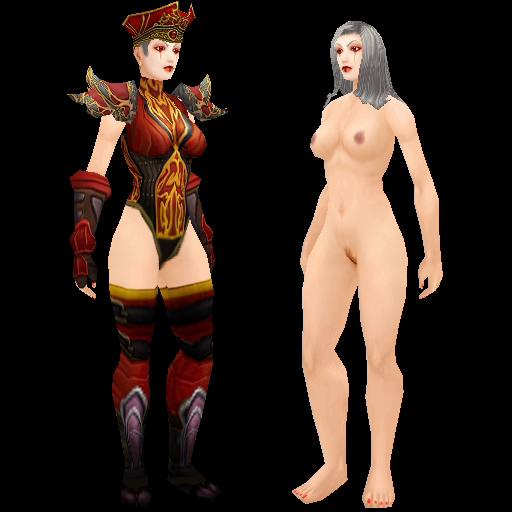 32 world of warcraft nude patch.
